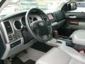 Graphite Gray Interior Photo for 2010 Toyota Tundra #46759428
