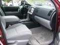 Graphite Gray Interior Photo for 2010 Toyota Tundra #46760337