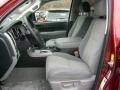 Graphite Gray Interior Photo for 2010 Toyota Tundra #46760352
