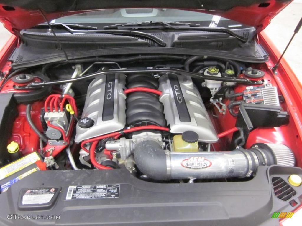 2006 gto ls2 engine 2006 free engine image for user manual