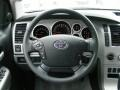 Graphite Gray Steering Wheel Photo for 2009 Toyota Tundra #46763865