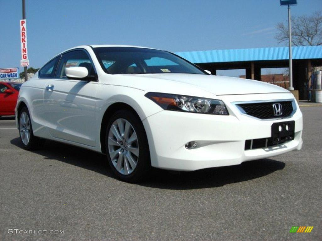 2010 Honda Accord EX L V6 Coupe photo - 1