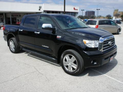2008 Toyota Tundra Limited CrewMax 4x4 Data, Info and Specs
