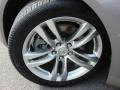 2009 Infiniti G 37 Journey Coupe Wheel and Tire Photo