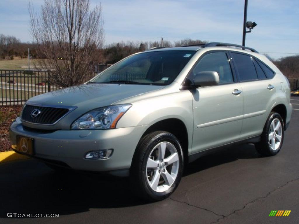 2009 bamboo pearl lexus rx 350 awd 46750294 car color galleries. Black Bedroom Furniture Sets. Home Design Ideas