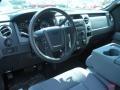 Dashboard of 2011 F150 XLT Regular Cab 4x4
