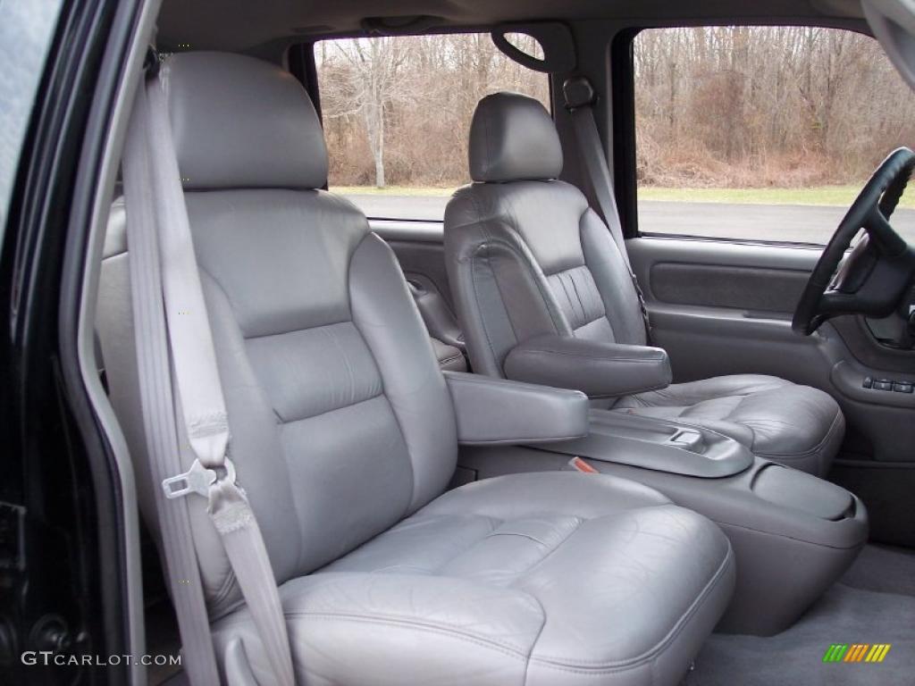 1997 Chevrolet Tahoe Specs 1500 4Door 4WD Specifications