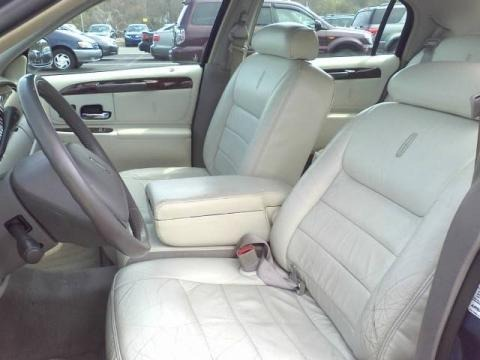1999 Lincoln Town Car Interior. 1999 Lincoln Town Car