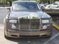 Grey Metallic 2005 Rolls-Royce Phantom