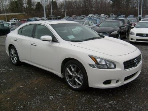 2011 Nissan Maxima 3.5 SV Sport Data, Info And Specs