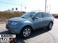 2008 Steel Blue Metallic Acura MDX   photo #3