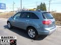 2008 Steel Blue Metallic Acura MDX   photo #5