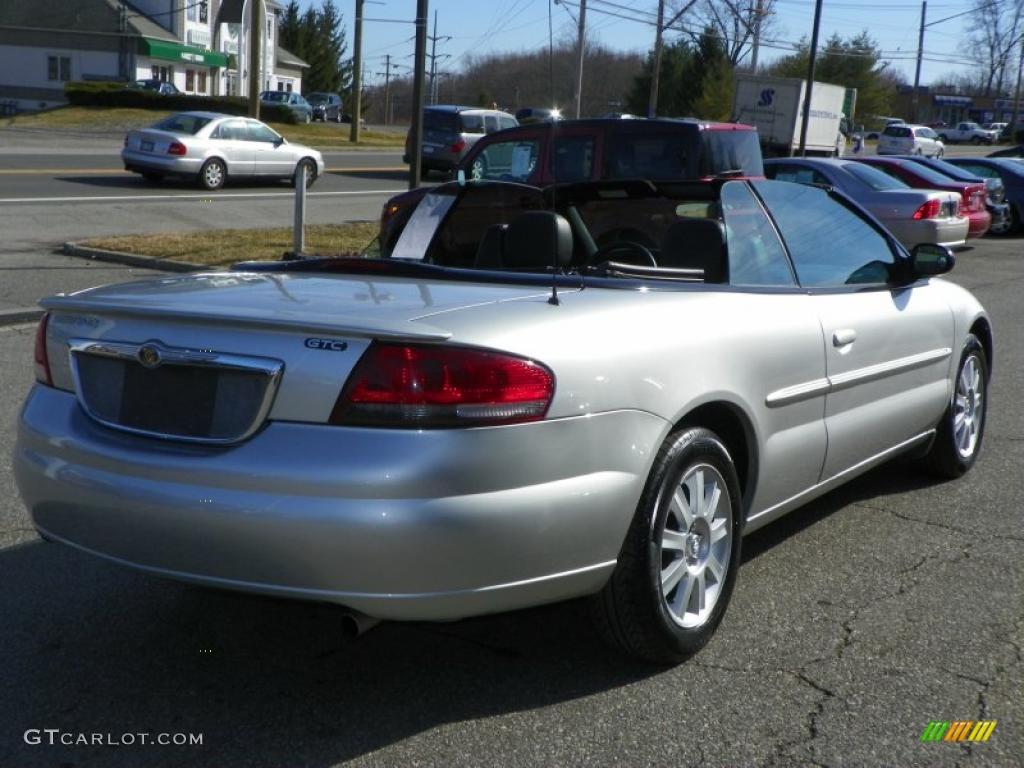 on 1999 Chrysler Sebring Convertible Specs