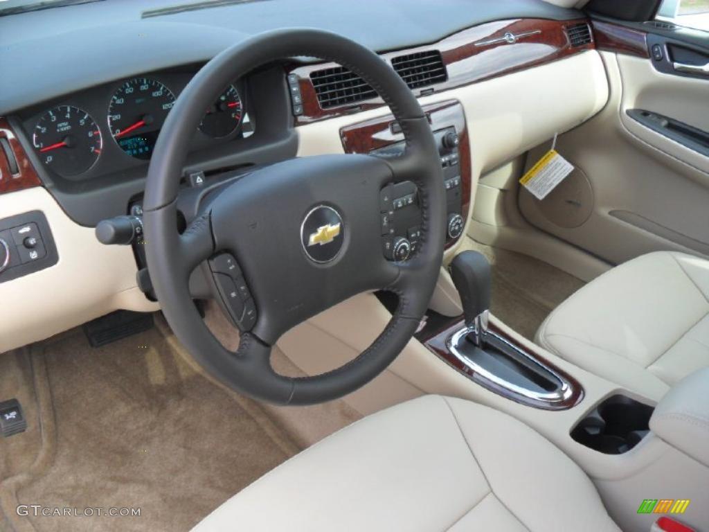 Neutral Interior 2011 Chevrolet Impala Ltz Photo 46786227