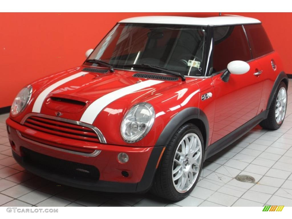 chili red 2002 mini cooper s hardtop exterior photo. Black Bedroom Furniture Sets. Home Design Ideas