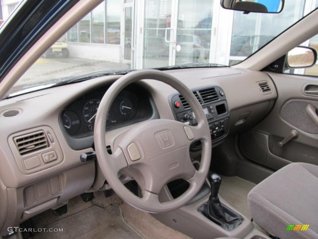 1996 honda civic dx sedan interior photo 46791312 - 1996 honda civic hatchback interior ...