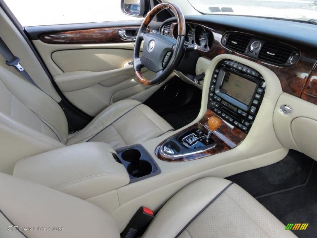 2008 jaguar xj xj8 interior photo 46804278
