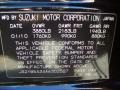 Black Pearl Metallic - SX4 Crossover Technology AWD Photo No. 29