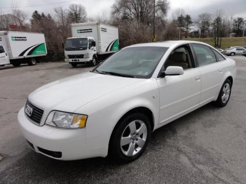 2003 Audi A6 3.0 quattro Sedan Data, Info and Specs
