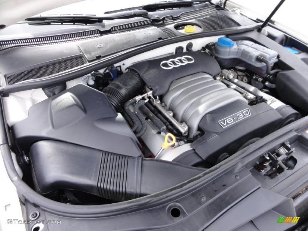 2003 audi a6 3 0 quattro sedan 3 0 liter dohc 30 valve v6 engine photo 46805940. Black Bedroom Furniture Sets. Home Design Ideas