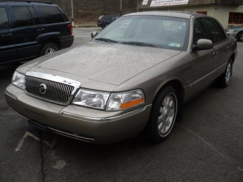 2003 mercury grand marquis ls ultimate edition data info. Black Bedroom Furniture Sets. Home Design Ideas