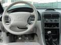 1996 Ford Mustang Medium Graphite Interior Dashboard Photo