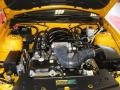 2007 Grabber Orange Ford Mustang GT Premium Coupe  photo #23