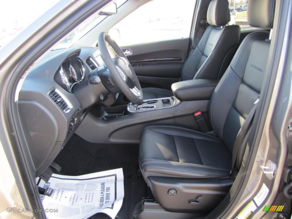 2011 dodge durango citadel interior photo 46829799. Black Bedroom Furniture Sets. Home Design Ideas