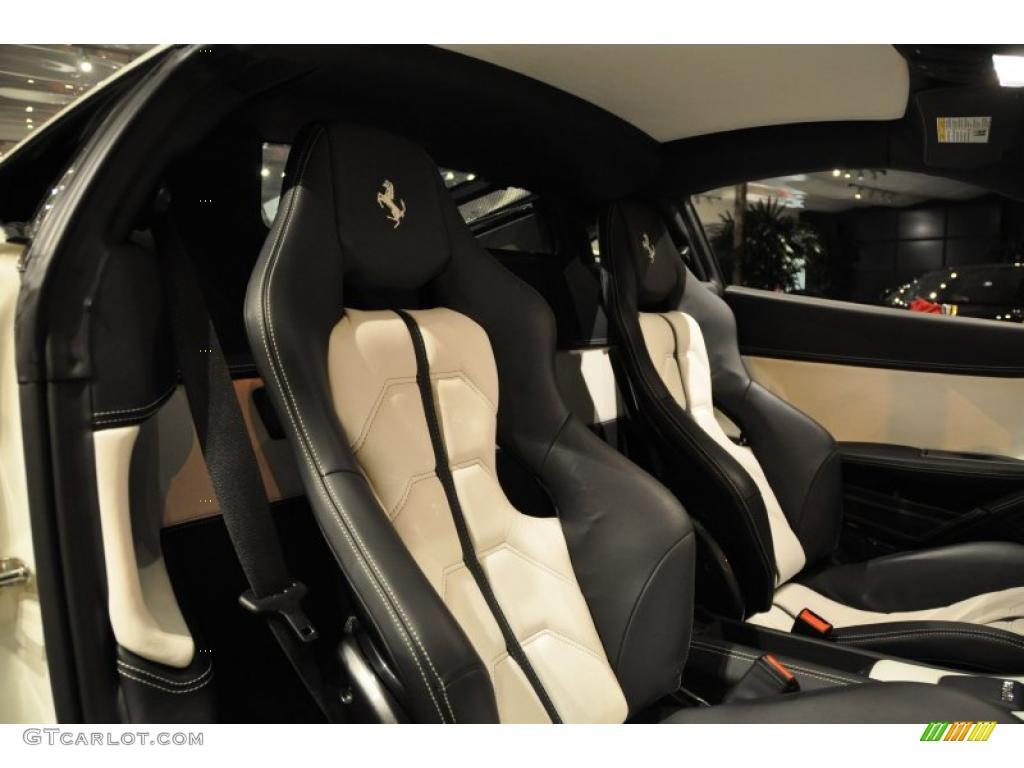 ferrari 458 white interior. blackwhite interior 2010 ferrari 458 italia photo 46829838 white e