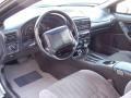 Dark Grey 1998 Chevrolet Camaro Interiors