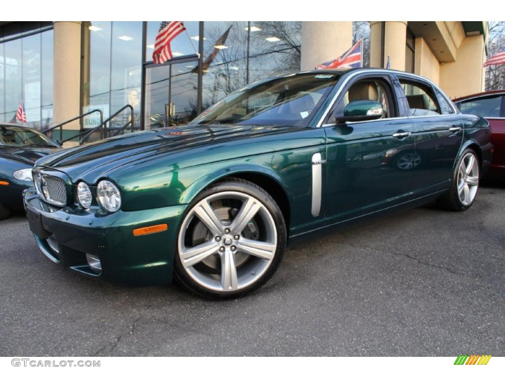 Jaguar Emerald Fire Emerald Fire Metallic Jaguar
