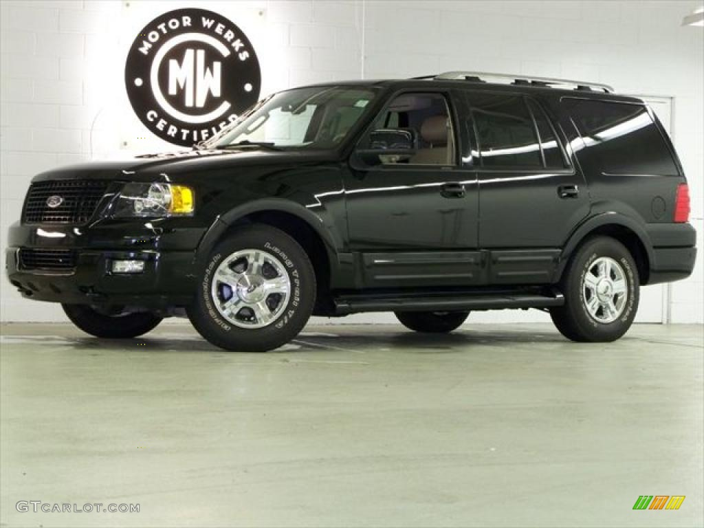Black Ford Expedition Limited X GTCarLotcom - 2006 expedition