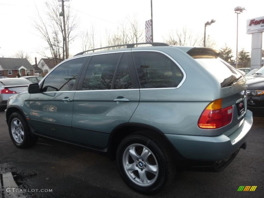 gray green metallic 2002 bmw x5 exterior photo. Black Bedroom Furniture Sets. Home Design Ideas