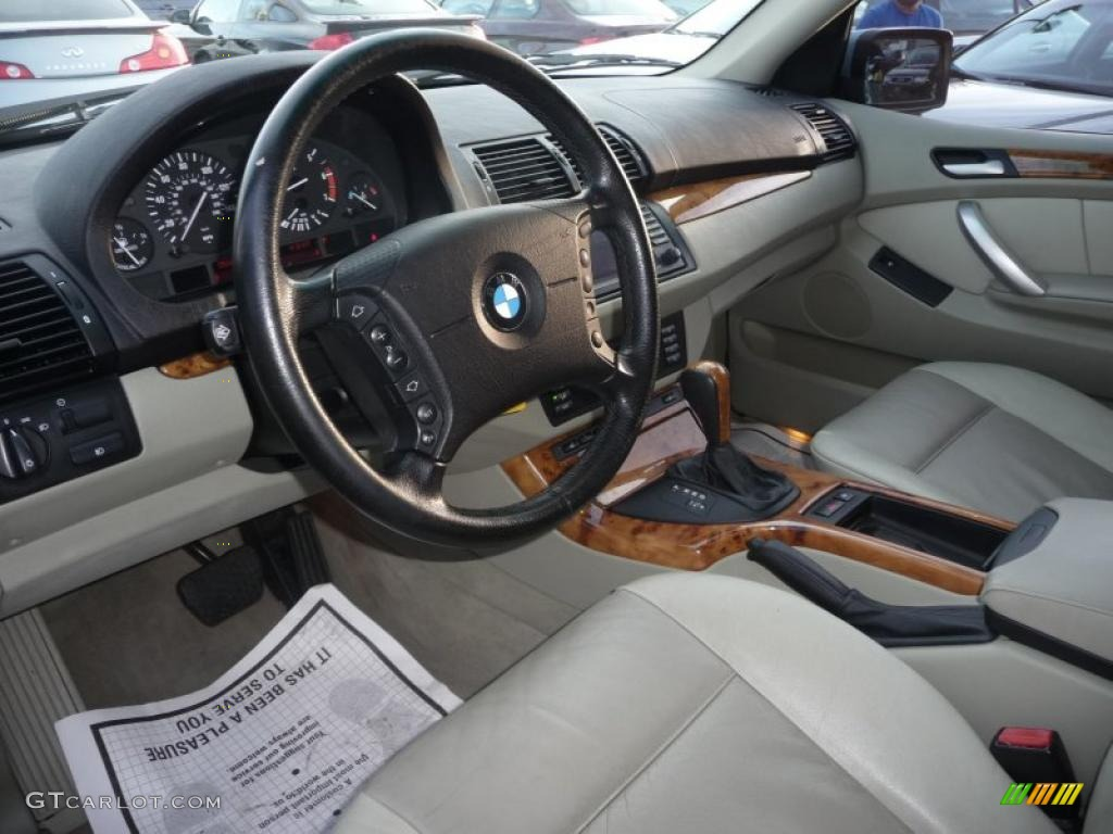 beige interior 2002 bmw x5 photo 46839627. Black Bedroom Furniture Sets. Home Design Ideas