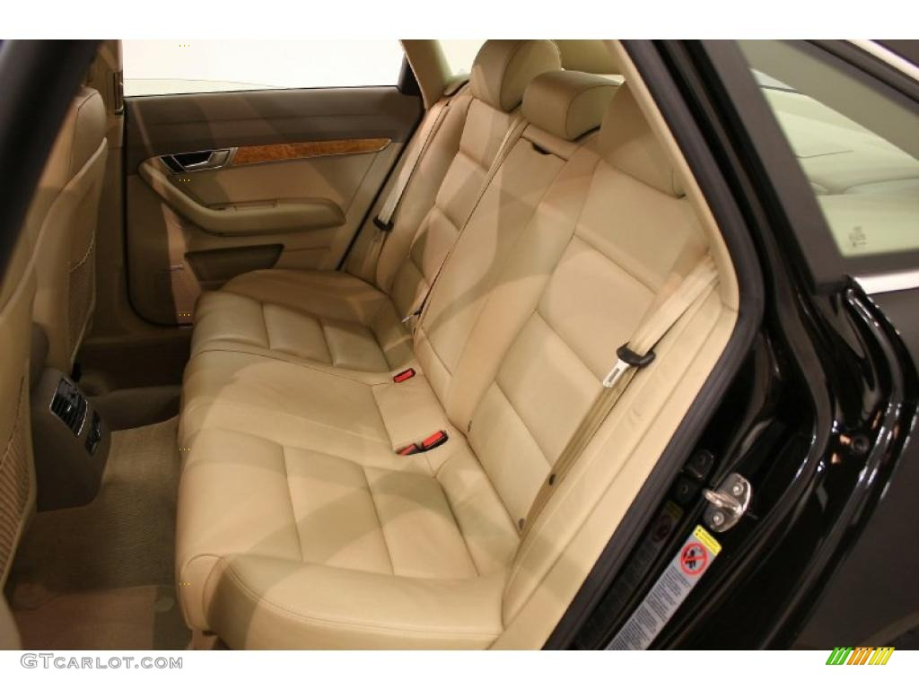2005 Audi A6 4.2 quattro Sedan interior Photo #46842057 ...