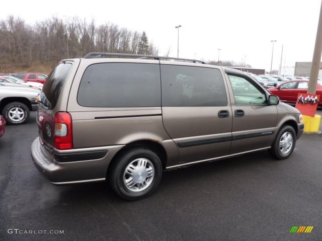 Bronzemist metallic 2003 chevrolet venture lt exterior photo 46854585