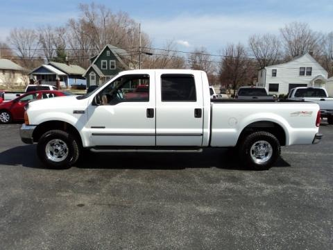 1999 ford f250 super duty lariat crew cab 4x4 data info and specs. Black Bedroom Furniture Sets. Home Design Ideas