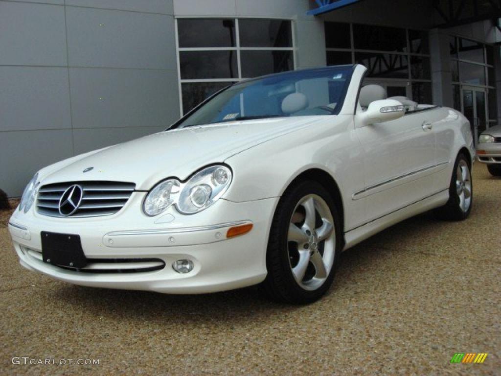 2005 alabaster white mercedes benz clk 320 cabriolet for 2005 mercedes benz clk 320