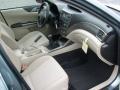 2011 Impreza Outback Sport Wagon Ivory Interior