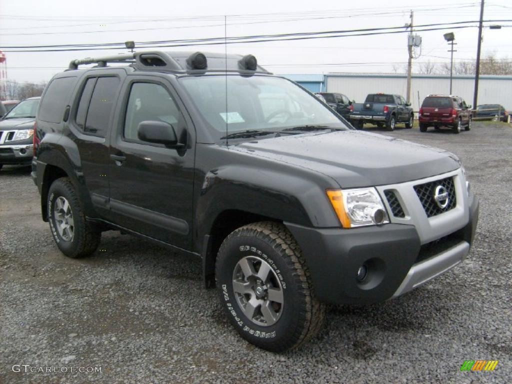 night armor 2011 nissan xterra pro 4x 4x4 exterior photo 46868463. Black Bedroom Furniture Sets. Home Design Ideas