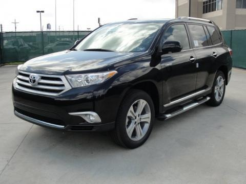 2011 toyota highlander limited data info and specs. Black Bedroom Furniture Sets. Home Design Ideas