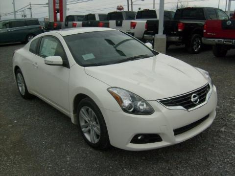 2011 Nissan Altima 2.5 S Coupe Data, Info And Specs