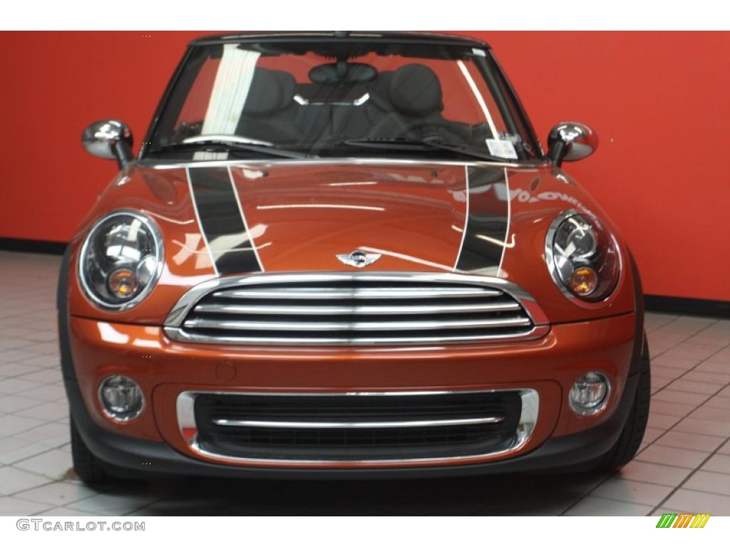 2011 spice orange metallic mini cooper convertible 46869948 photo 2 car color. Black Bedroom Furniture Sets. Home Design Ideas