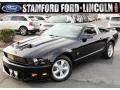 2007 Black Ford Mustang GT Premium Convertible  photo #1