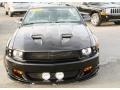 2007 Black Ford Mustang GT Premium Convertible  photo #2