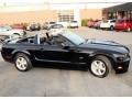 2007 Black Ford Mustang GT Premium Convertible  photo #5