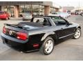2007 Black Ford Mustang GT Premium Convertible  photo #6