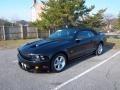 2007 Black Ford Mustang GT Premium Convertible  photo #22