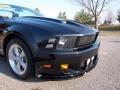 2007 Black Ford Mustang GT Premium Convertible  photo #29