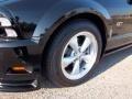 2007 Black Ford Mustang GT Premium Convertible  photo #35